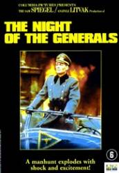 The Night of the Generals - Noaptea generalilor (1967)