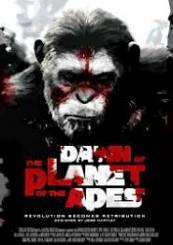 Dawn of the Planet of the Apes - Planeta Maimuţelor: Revoluţie (2014)