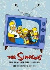 The Simpsons (TV Series 1989) Sezon 1