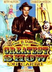 The Greatest Show on Earth - Cel mai mare spectacol (1952)