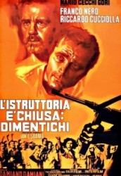 L'istruttoria e chiusa, dimentichi aka The Case Is Closed, Forget It (1971)