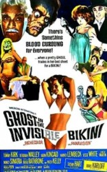 The Ghost in the Invisible Bikini - Fantoma in bikini invizibila (1966)