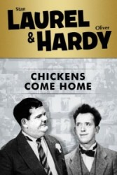 Laurel And Hardy - Chickens Come Home (1931)