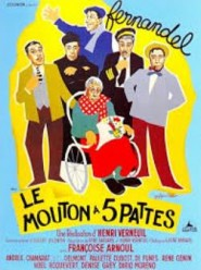 Le mouton a cinq pattes aka The Sheep Has Five Legs (1954)